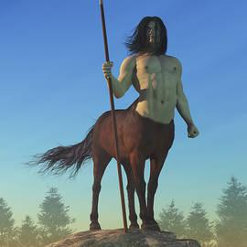Centaur by Daniel Eskridge