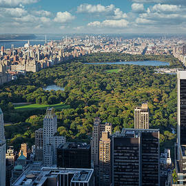 Central Park by Dave Bowman