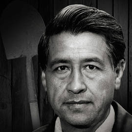 Cesar Chavez by Spadecaller