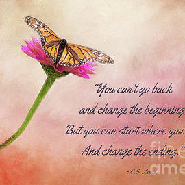 Change The Ending by Sharon McConnell