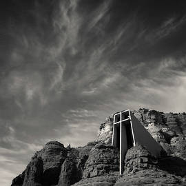Chapel of the Holy Cross by Dave Bowman