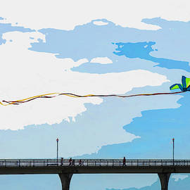 Chasing the Kite by Steve Taylor
