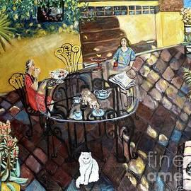 Chateau Wonderland by Deborah Eve ALASTRA
