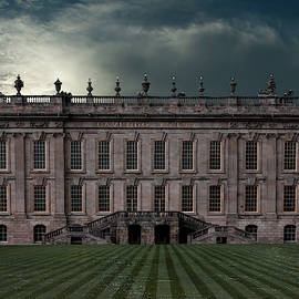 Chatworth House by Clive Beake