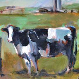 Checkers the Cow by Donna Tuten