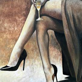 Cheers to the Roaring Twentys by Glenda Stevens