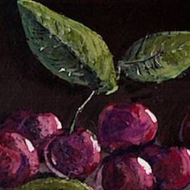 Cherries on parade by Megan Walsh