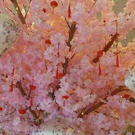Cherry Blossom Time by Barbie Corbett-Newmin