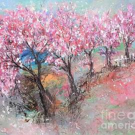 Cherry Garden by Elena Ivanova