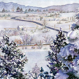 Cherryvale Road by Anne Gifford