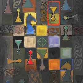Chess by Abgar Kh