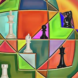 Chess in the Round by John Haldane