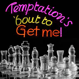 Chess Is Tempting by Bob Christopher