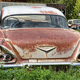 Chevrolet Bel Air 1958 by Peter-Michael Von der Goltz