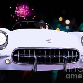 Chevrolet Corvette 1953 by Thomas Burtney