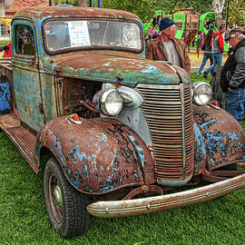 Chevrolet Pick Up 1938, 2 by Peter-Michael Von der Goltz