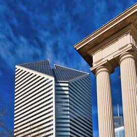 Chicago Buildings2 by Steven Ralser