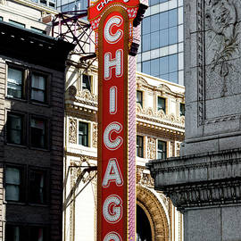 Chicago Marquee by Enzwell Designs