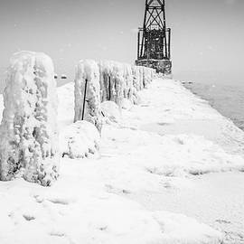 Chicago Pier by Miguel Winterpacht