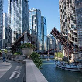 Chicago River by Juli Scalzi