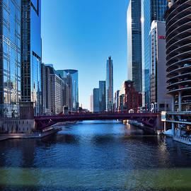 Chicago River by Steven Ralser
