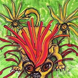 Chihuahua in the Springtime   by Geraldine Myszenski