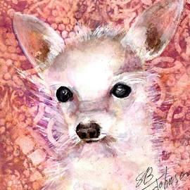 Chihuahua Mix  by Susan Blackaller-Johnson