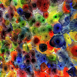 Chihuly Flowers by Donna Kennedy
