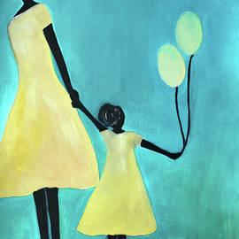 Childhood by Iulia Paun