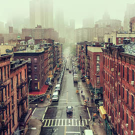 Chinatown, New York City by Magda Bognar