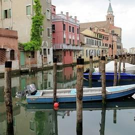 Chioggia by Francis Drake