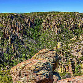 Chiricahua National Monument by Gestalt Imagery