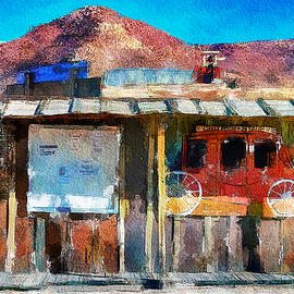 Chloride Ghost Town Entrance by Tatiana Travelways