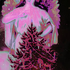 Christmas Angel by Ekaterina Yakshina