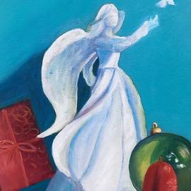 Christmas Angel by Marita McVeigh