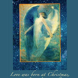 Christmas Angel by Maureen Tillman