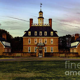 Christmas at the Governor's Palace by Norma Brandsberg