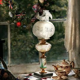 Christmas - Christmas tea by Mike Savad