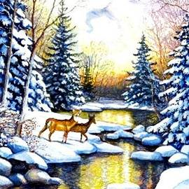 Christmas Creek by Teresa Trotter
