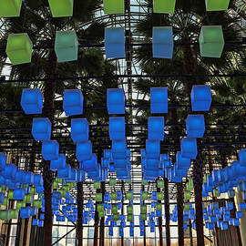 Christmas in the City 39 - Luminaries at Brookfield Place by Allen Beatty