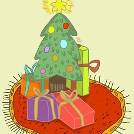 Christmas joy by Jess Key