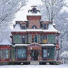Christmas Spirit Lives  by Karen Velsor