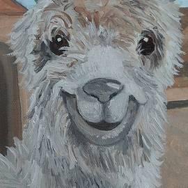 ChuPaca the Alpaca by Julie Brugh Riffey
