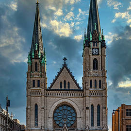 Church of the Gesu by Randy Scherkenbach