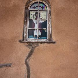 Church Window by Steven Ainsworth