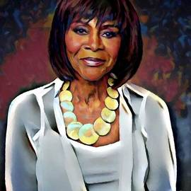 Cicely Tyson by Carl Gouveia