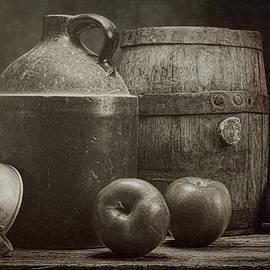 Cider Apples Still Life by Tom Mc Nemar