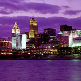 Cincinatti Skyline 89 by Gary Gingrich Galleries