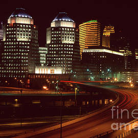 Cincinatti Skyline PnG Towers 88 by Gary Gingrich Galleries
