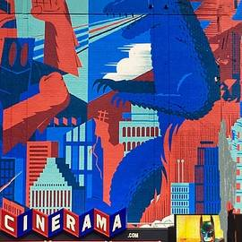 Cinerama by Jerry Abbott
